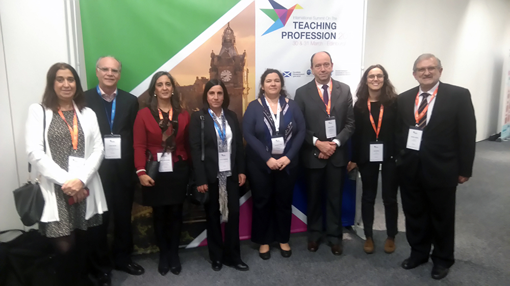 O International Summit on Teaching Profession 2018 será em Lisboa