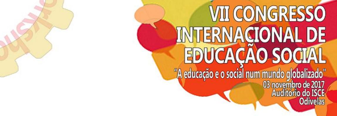PARTICIPAÇÃO DE ANTÓNIO TEODORO NO VII CONGRESSO INTERNACIONAL DE EDUCAÇÃO SOCIAL