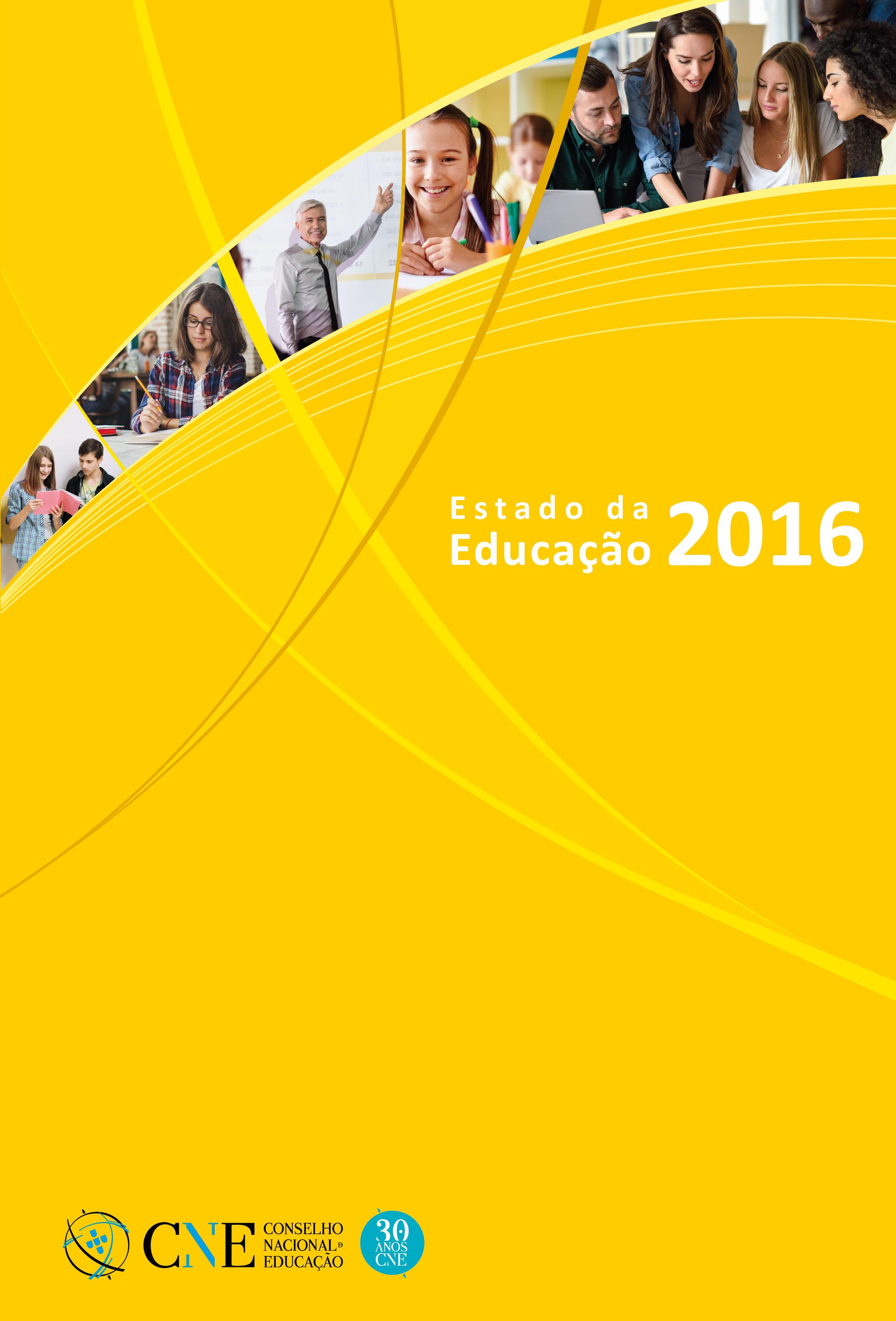 Estado da Educação 2016
