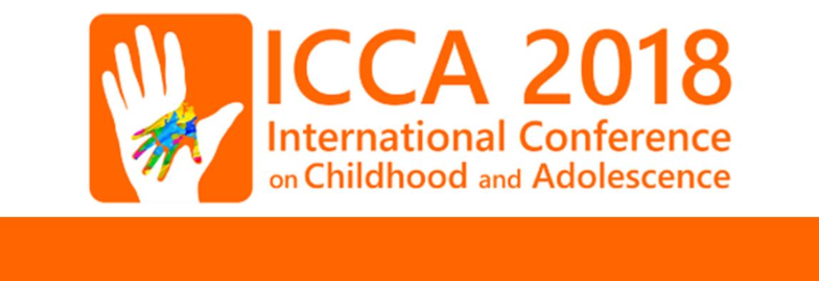 ICCA 2018 - 2º Congresso Internacional da Criança e do Adolescente