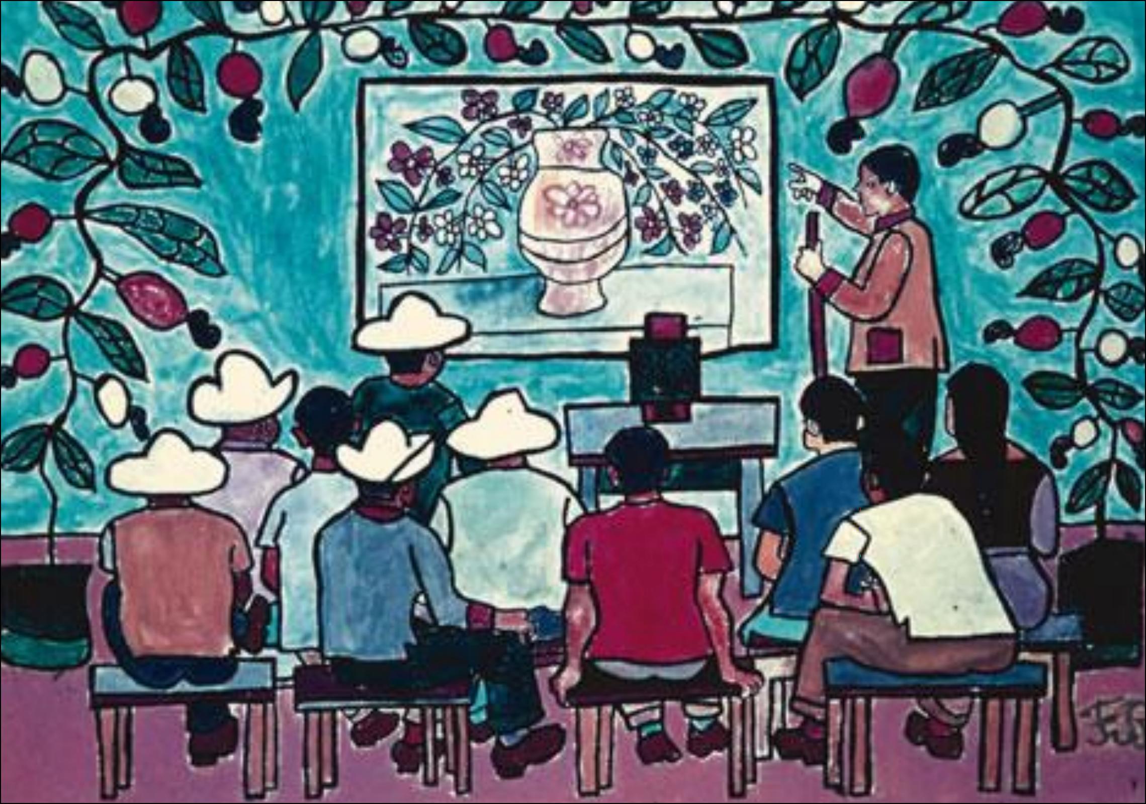Congresso Internacional 50 Anos depois da Pedagogia do Oprimido