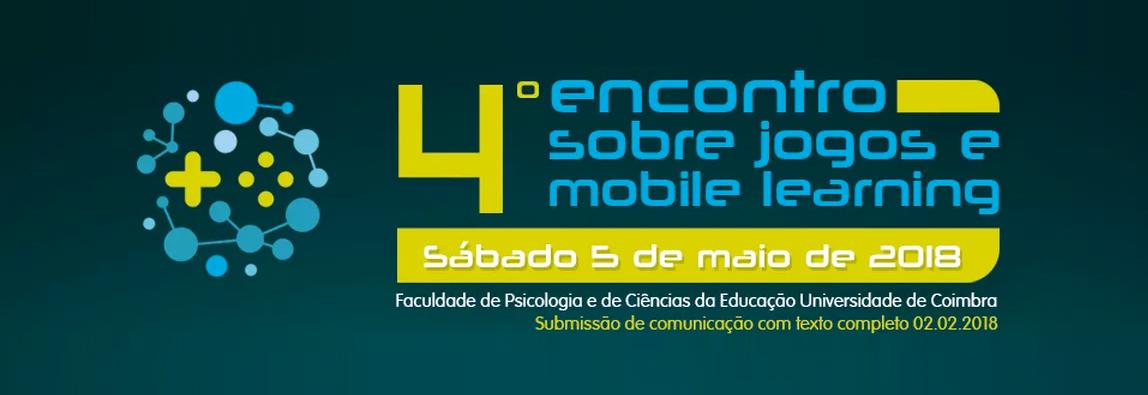 Participação do CeiED no 4º Encontro sobre jogos e mobile learning