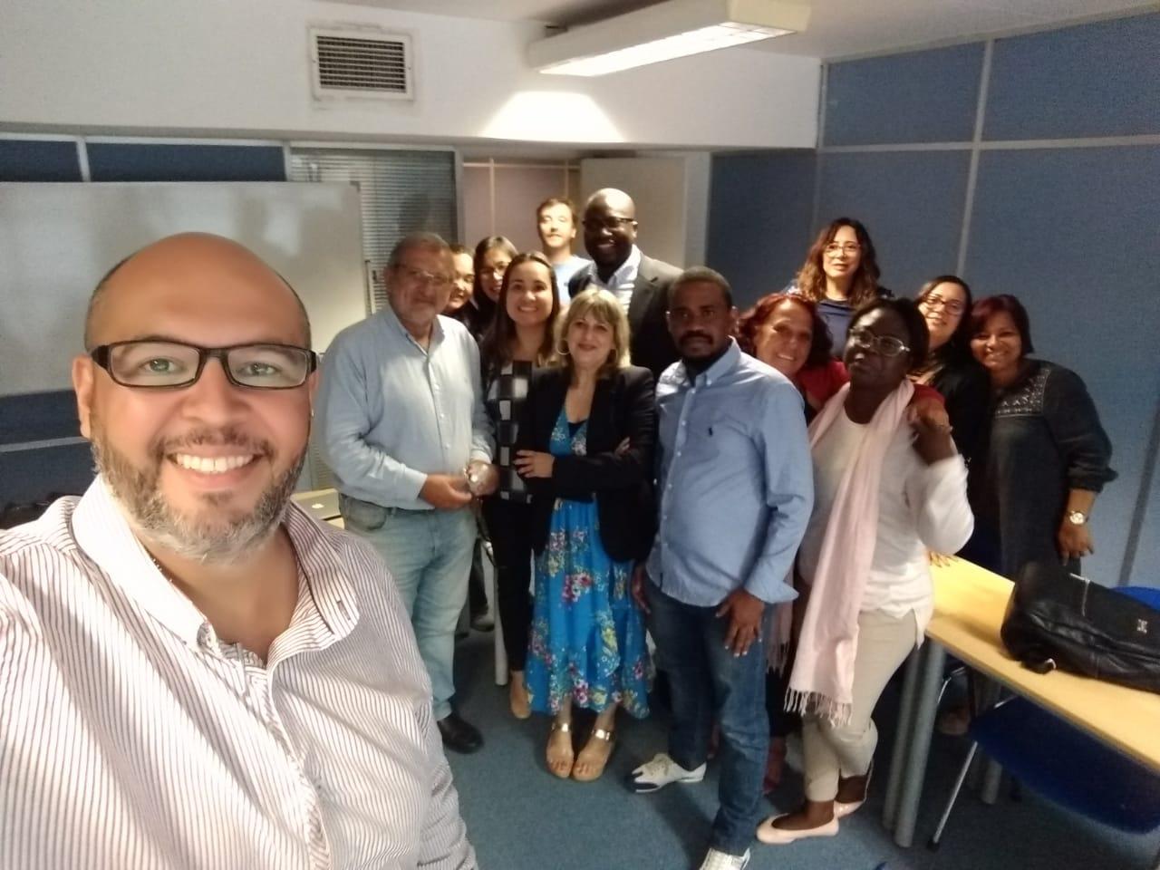 Doutorandos de diversas nacionalidades participaram nos Seminários do Doutoramento em Educação