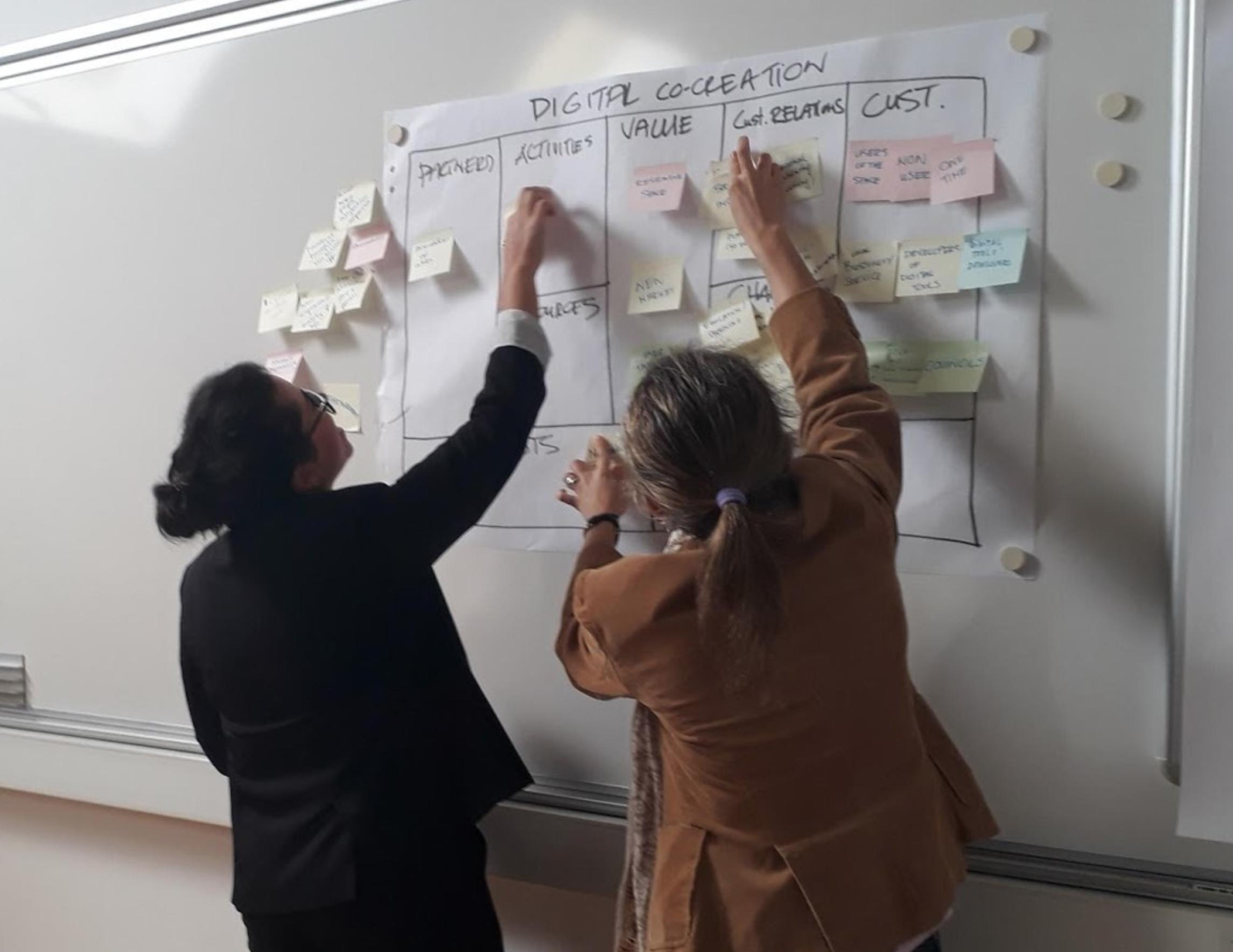 Participação dos membros do CeiED no Encontro internacional do Projeto C3Places em Ljubljana