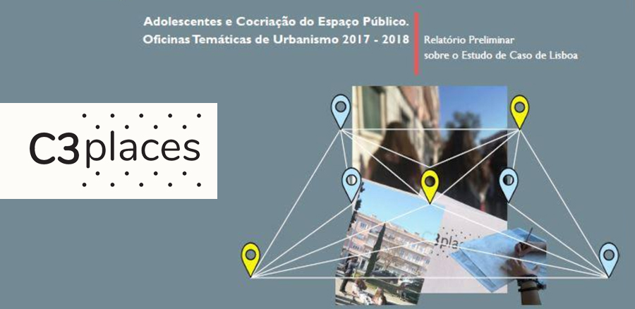 What do teenagers know about public spaces in Alvalade?