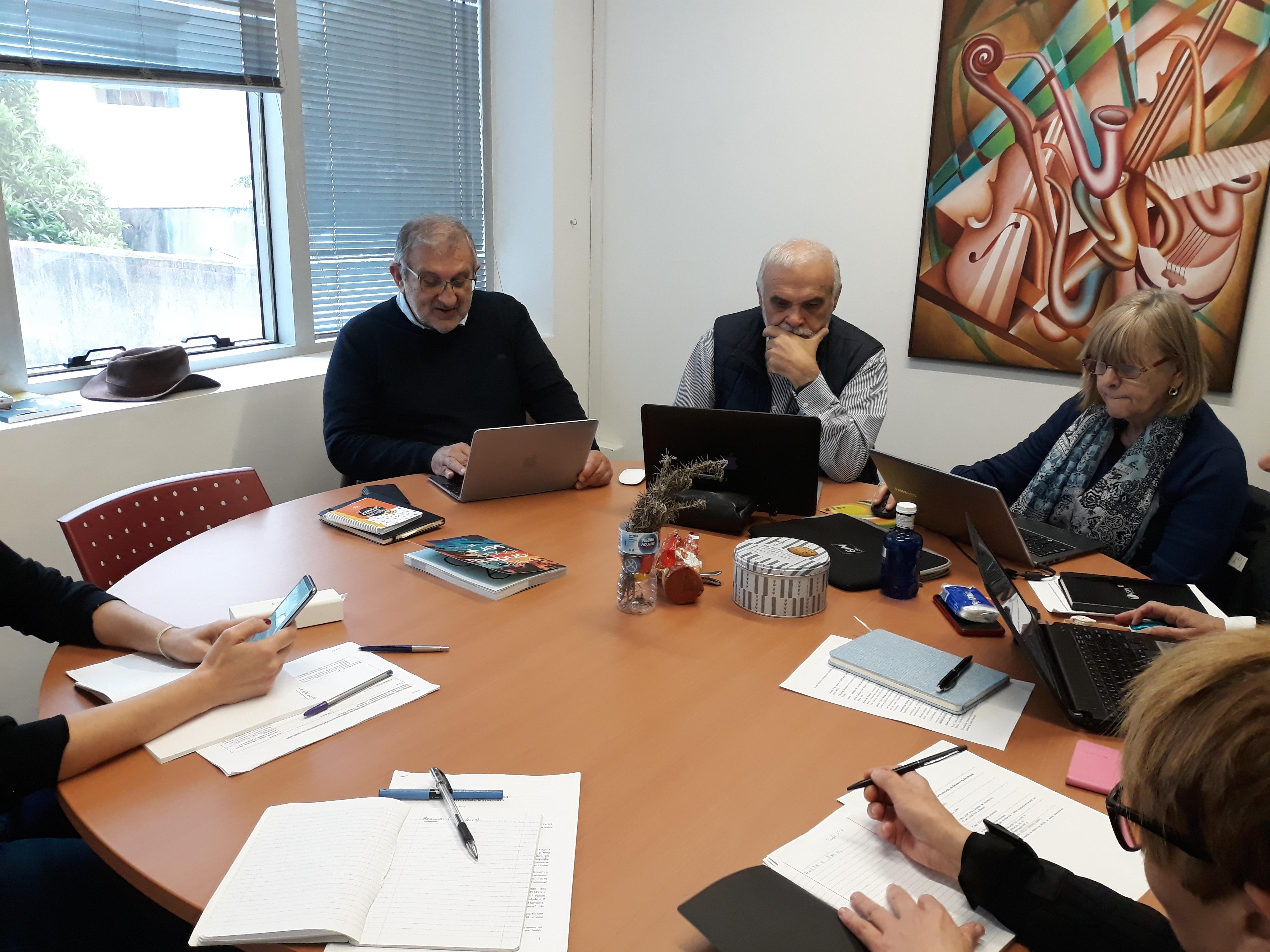 Projeto PISA-PT: reunião de follow-up