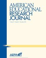 Revista da American Educational Research Association (AERA)