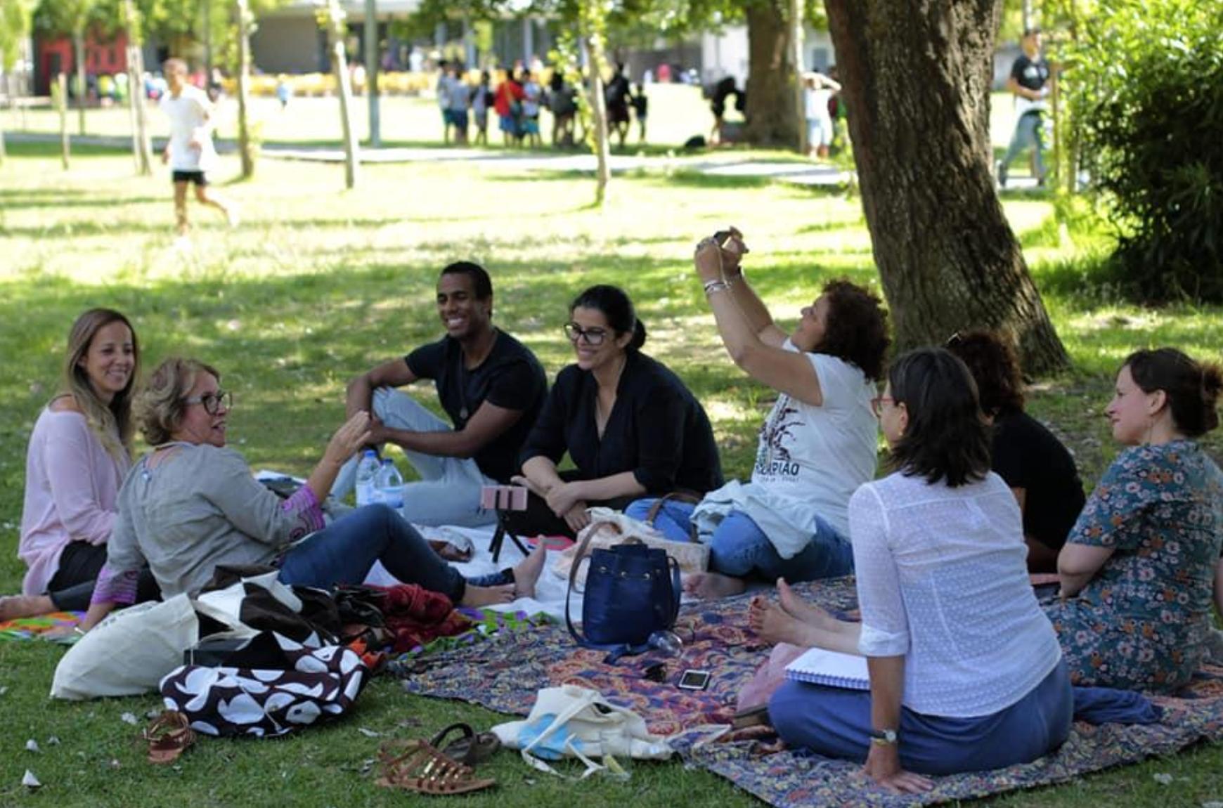 Grupo de estudos Sociologia + Paulo Freire