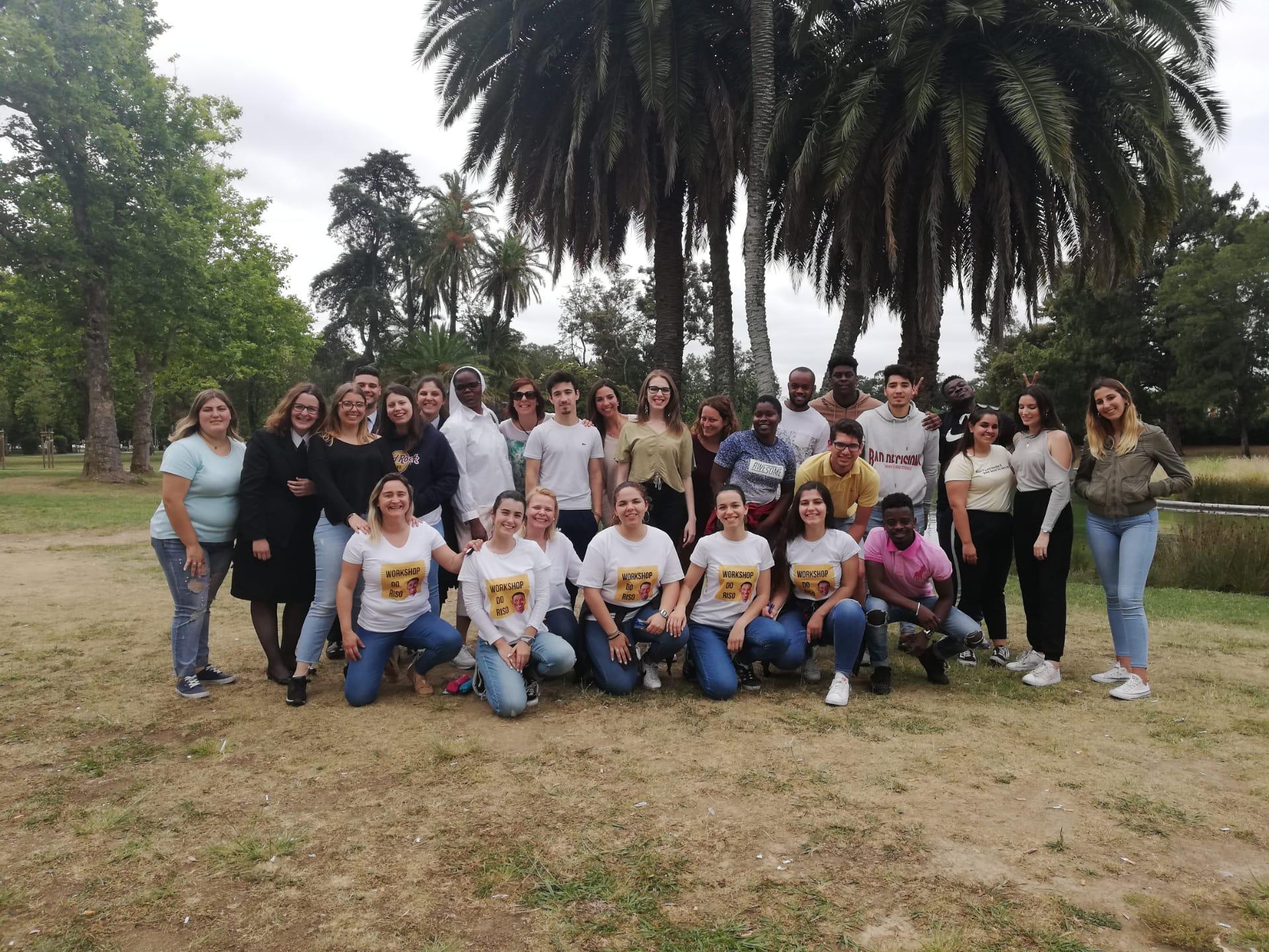 """Licenciatura em Ciências da Educação - Educação Social – Dinamização de atividades """"Bem estar na Universidade Lusofona"""