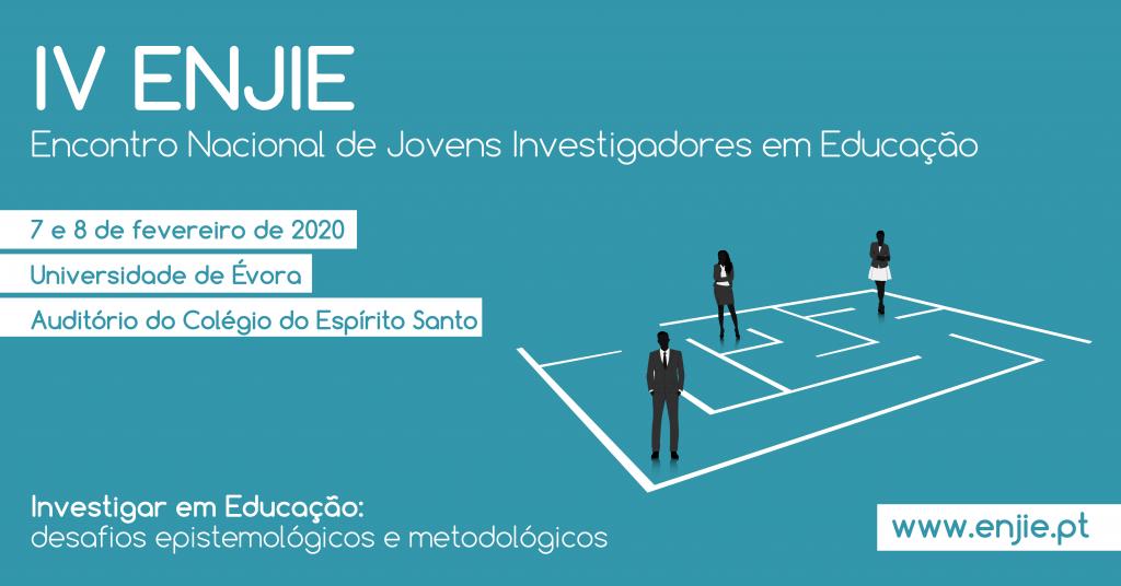 Encontro Nacional de Jovens Investigadores em Educação: IV ENJIE