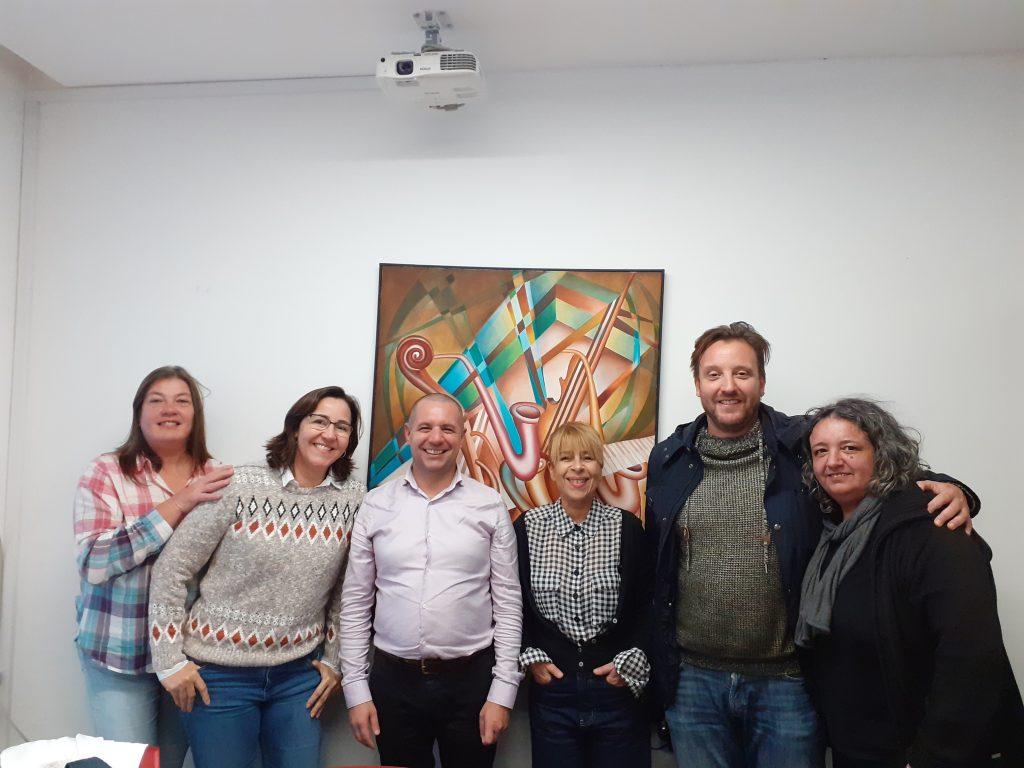 """Reunião de trabalho da Research and Learning Community (ReLeCo) """"Literacias, Corpo e Ética"""""""