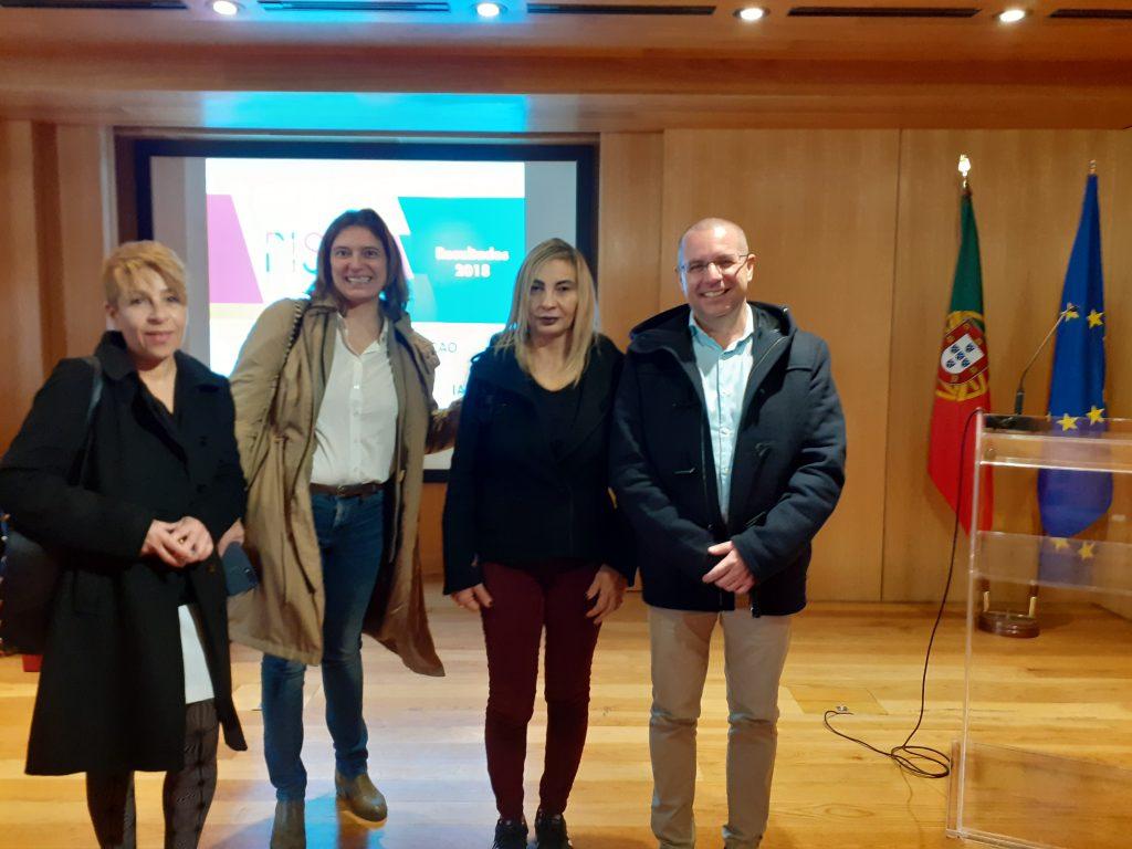 Presença de Investigadores do CeiED na apresentação pública dos resultados PISA 2018