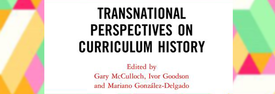 Livro   Transnational Perspectives on Curriculum History