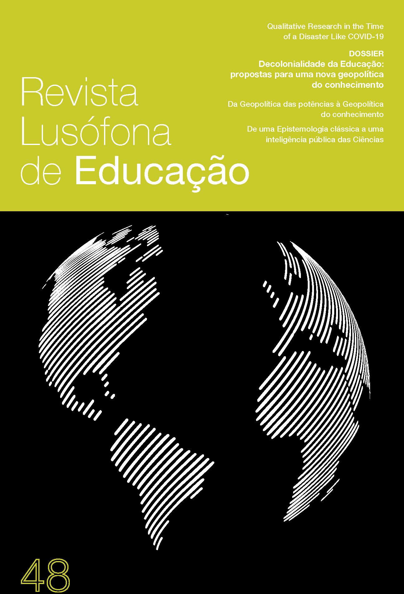 Revista Lusófona de Educação - 48