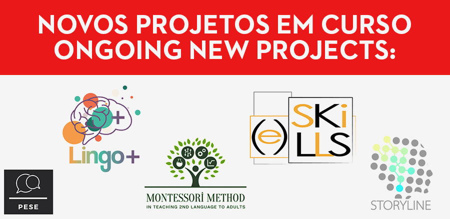 Novos projetos | Ongoing new projects