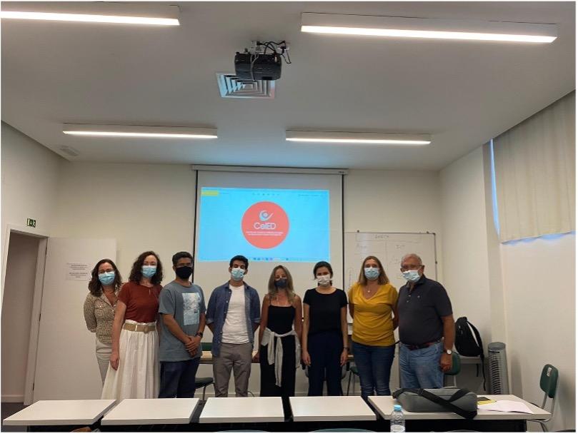 Escolas de Ciência: Iniciação à investigação científica e experiências digitais para uma ciência de futuro